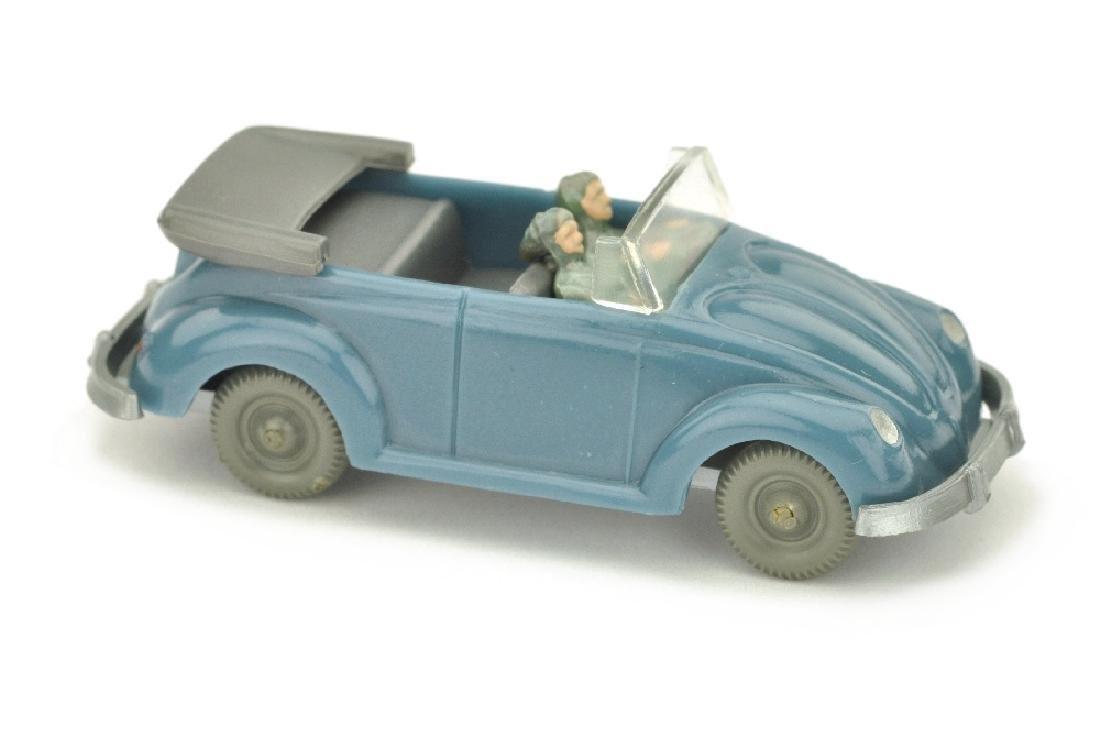 VW Kaefer Cabrio (Typ 2), mattgraublau