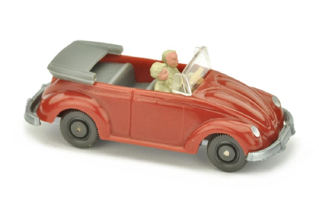 VW Kaefer Cabrio (Typ 2), weinrot