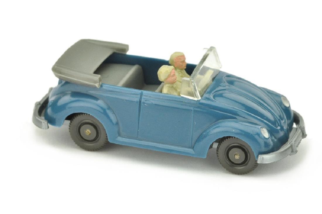 VW Kaefer Cabrio (Typ 2), azurblau