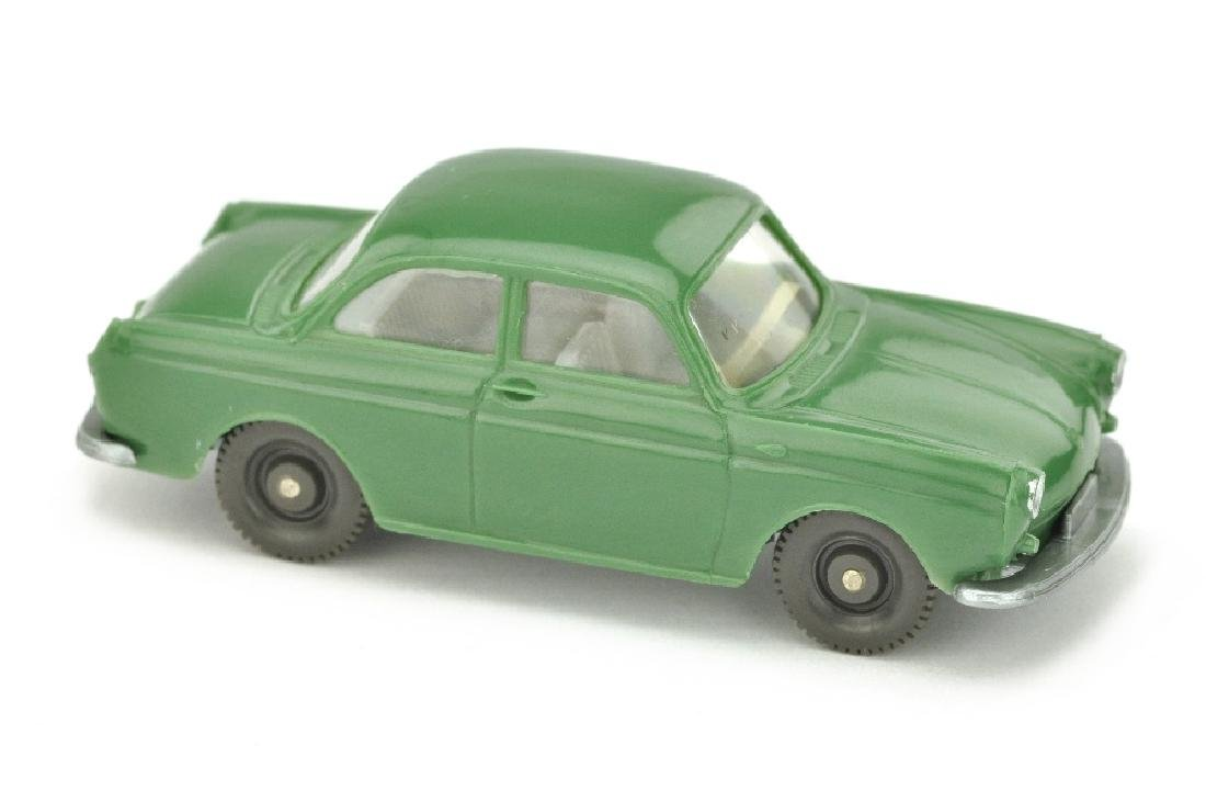 VW 1600 Stufenheck, diamantgruen (Version /4)