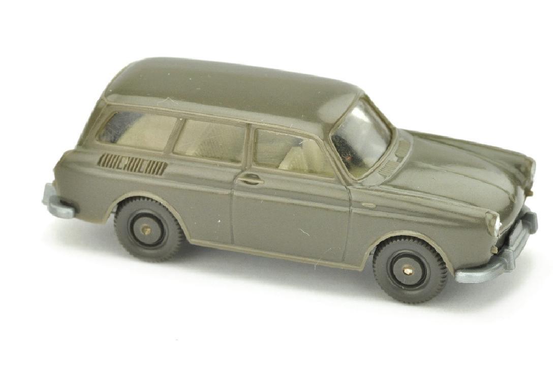 VW 1500 Variant, umbragrau (mit Einrichtung)