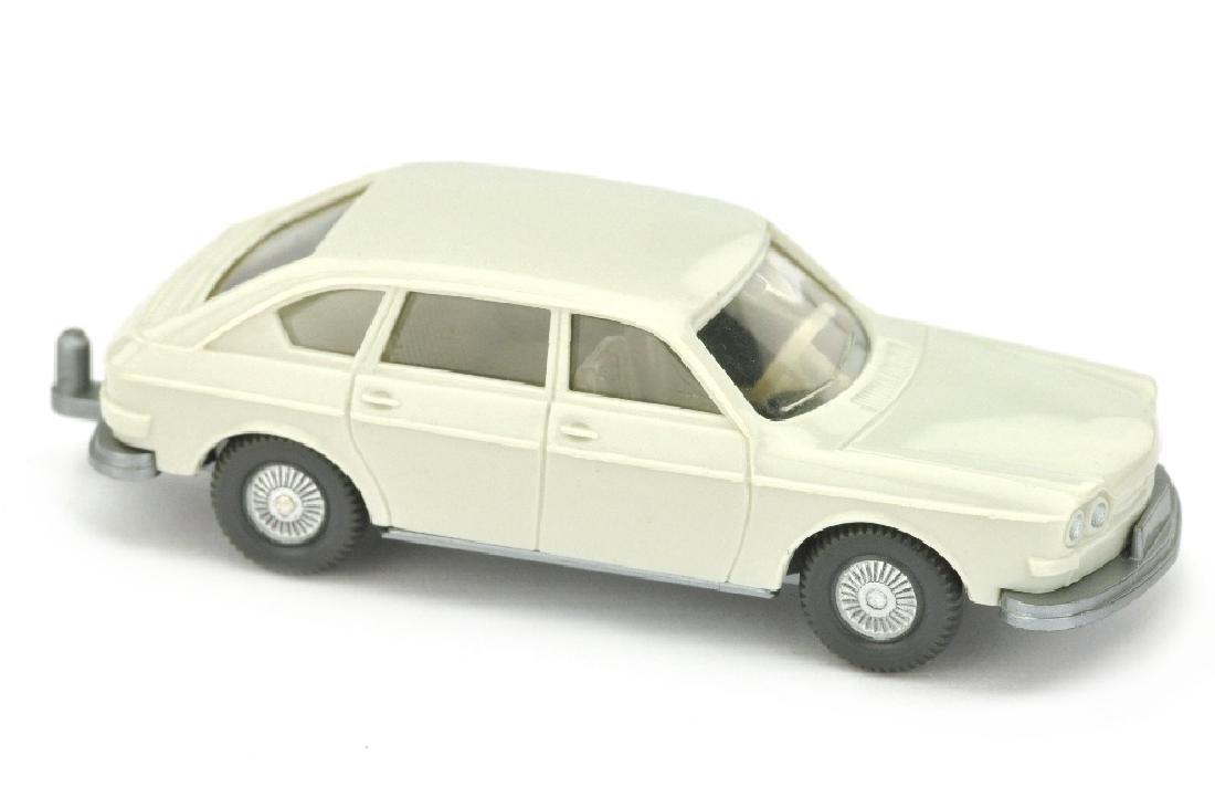 VW 411, grauweiss (Version /8)