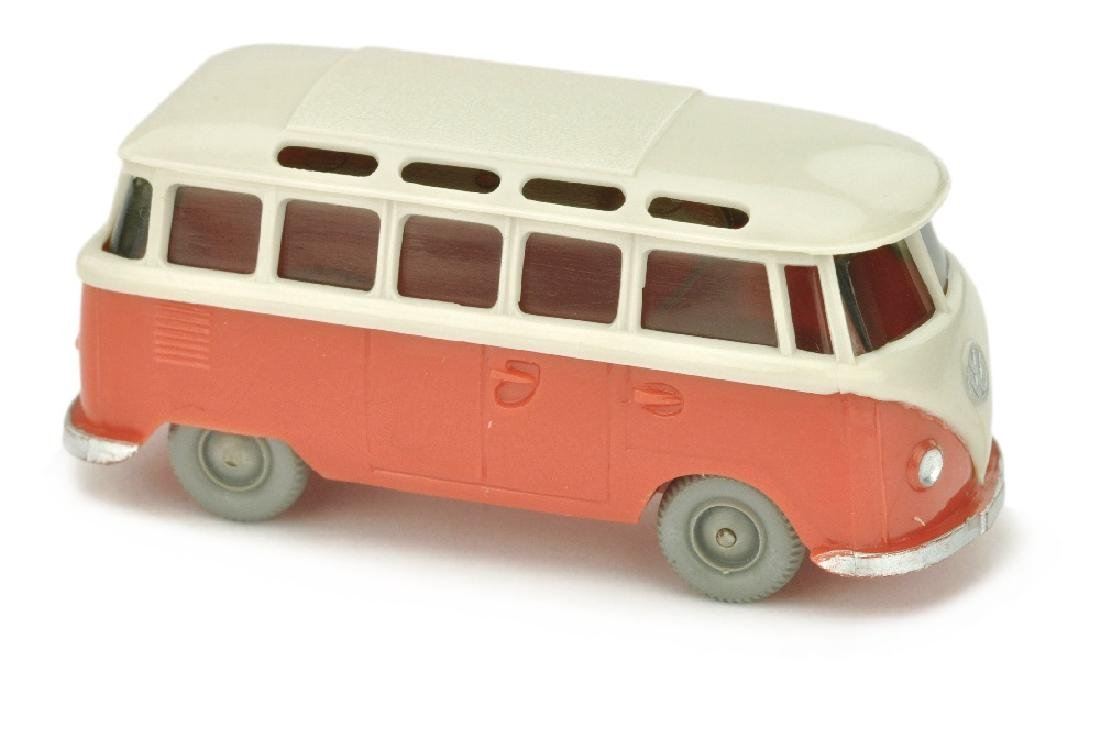 VW T1 Sambabus, braunweiss/rose (Version /1)