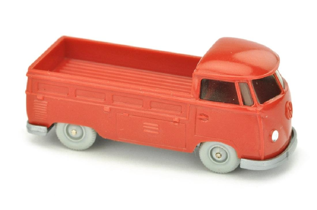 VW T1 Pritsche, rot