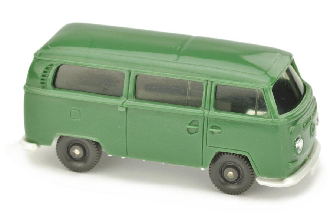 VW T2 Bus, diamantgruen