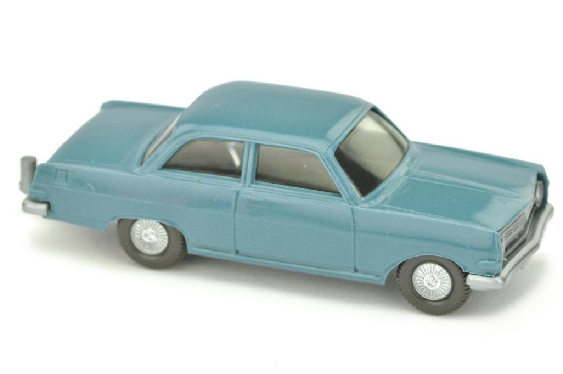 Opel Rekord A, diamantblau