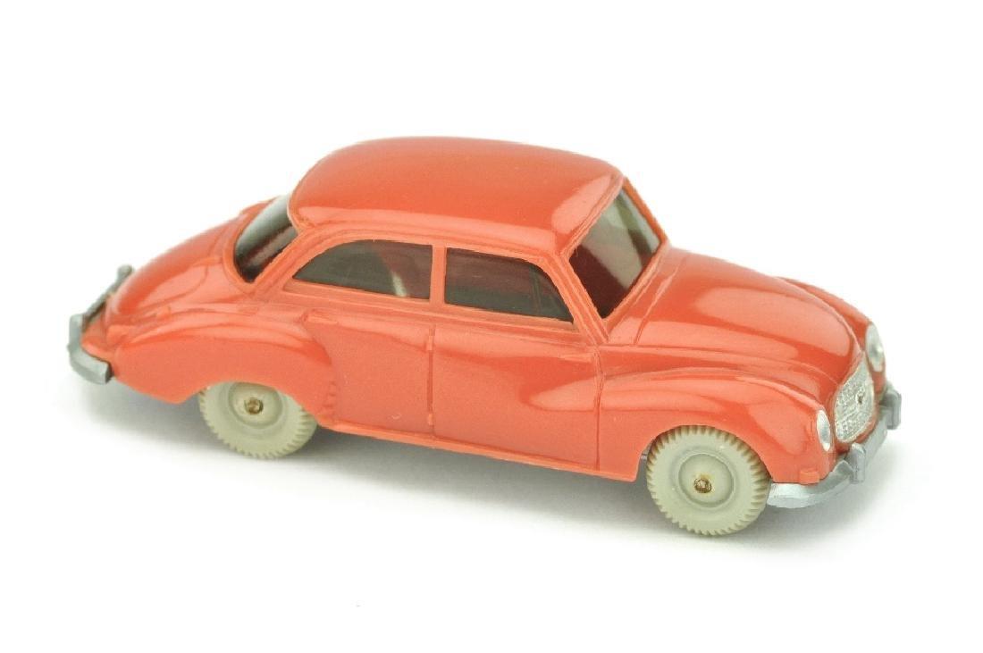 DKW Limousine, rose
