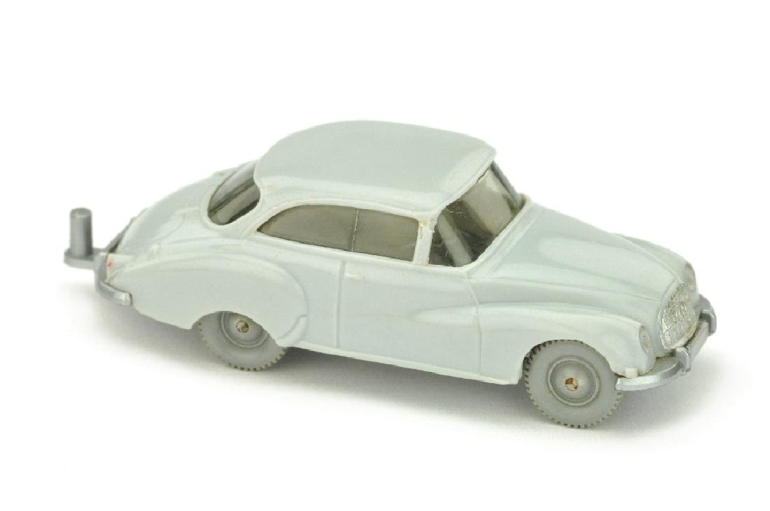 DKW Coupe, silbergrau (mit Zughaken)