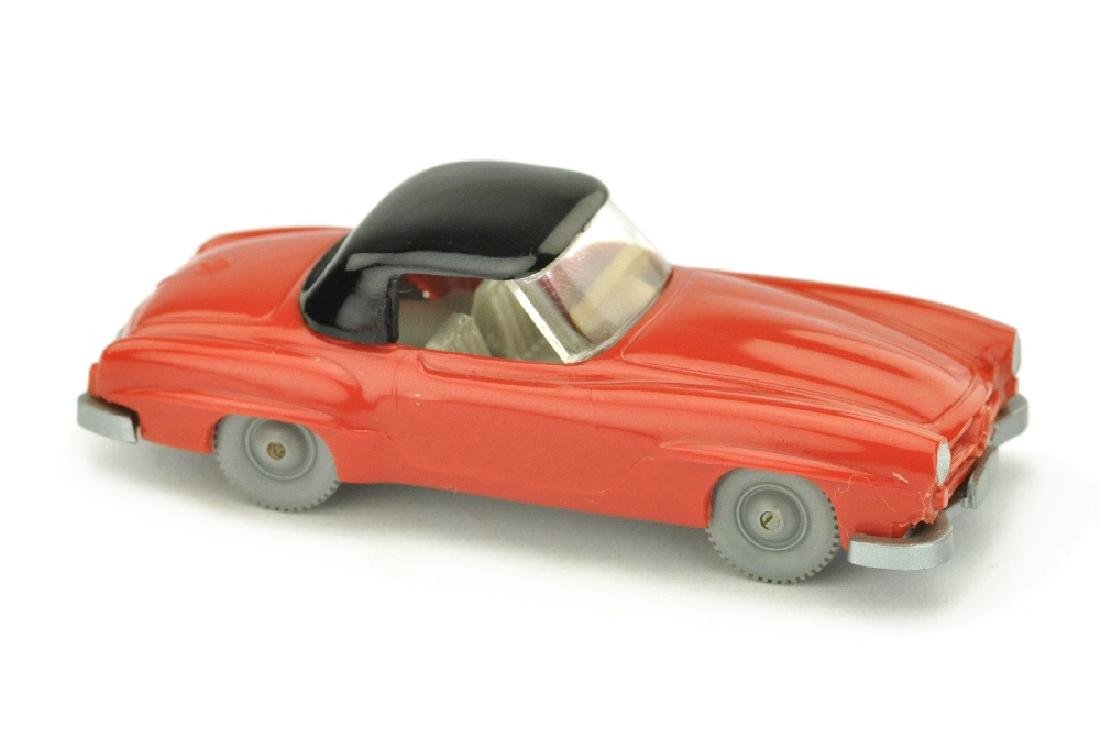 Mercedes 190 SL Coupe, rot (Version /4)