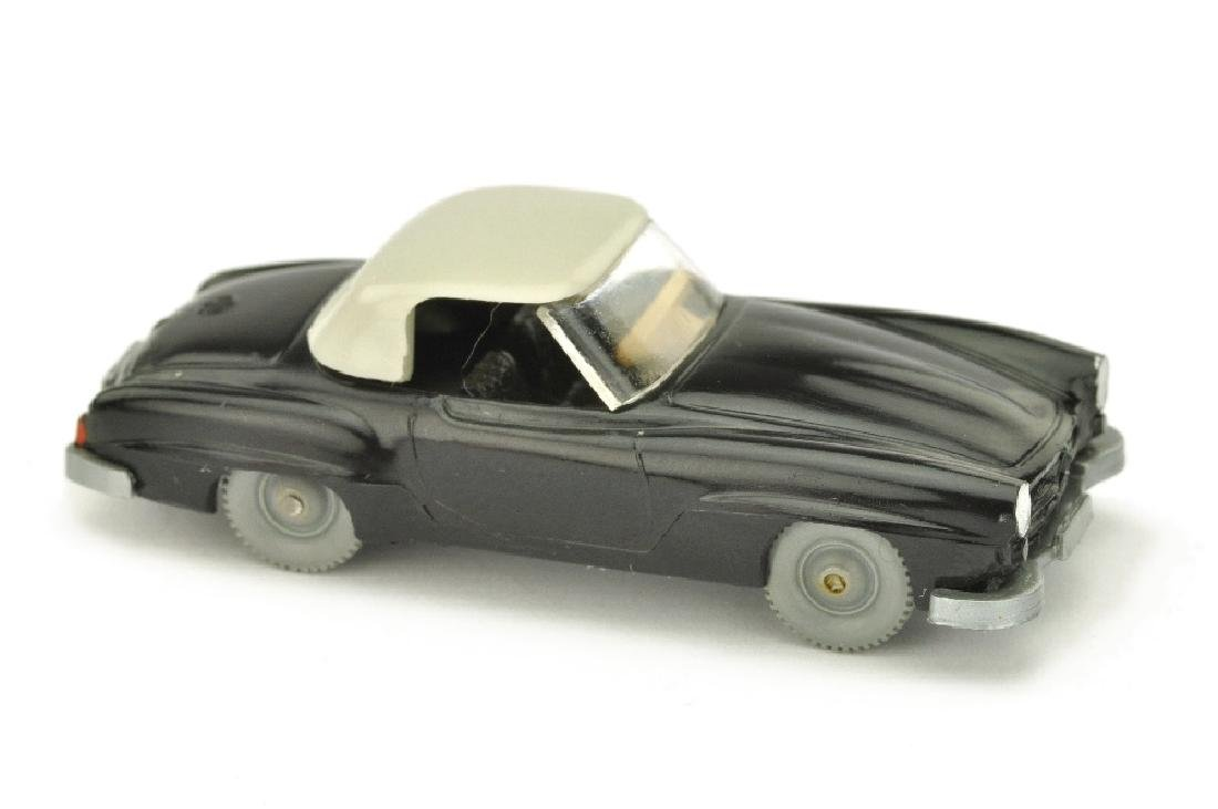 Mercedes 190 SL Coupe, schwarz