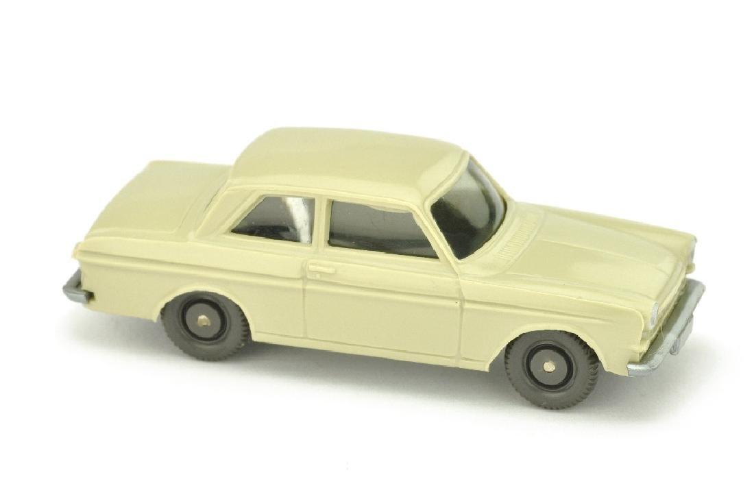 Ford 17 M (1962), hellgelbgrau
