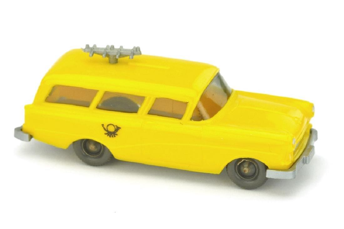 Funkmesswagen Opel (mit Laengsstrebe)