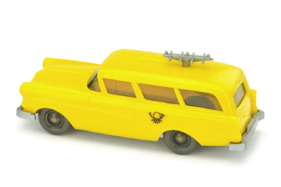 Funkmesswagen Opel (mit Laengsstrebe) - 2