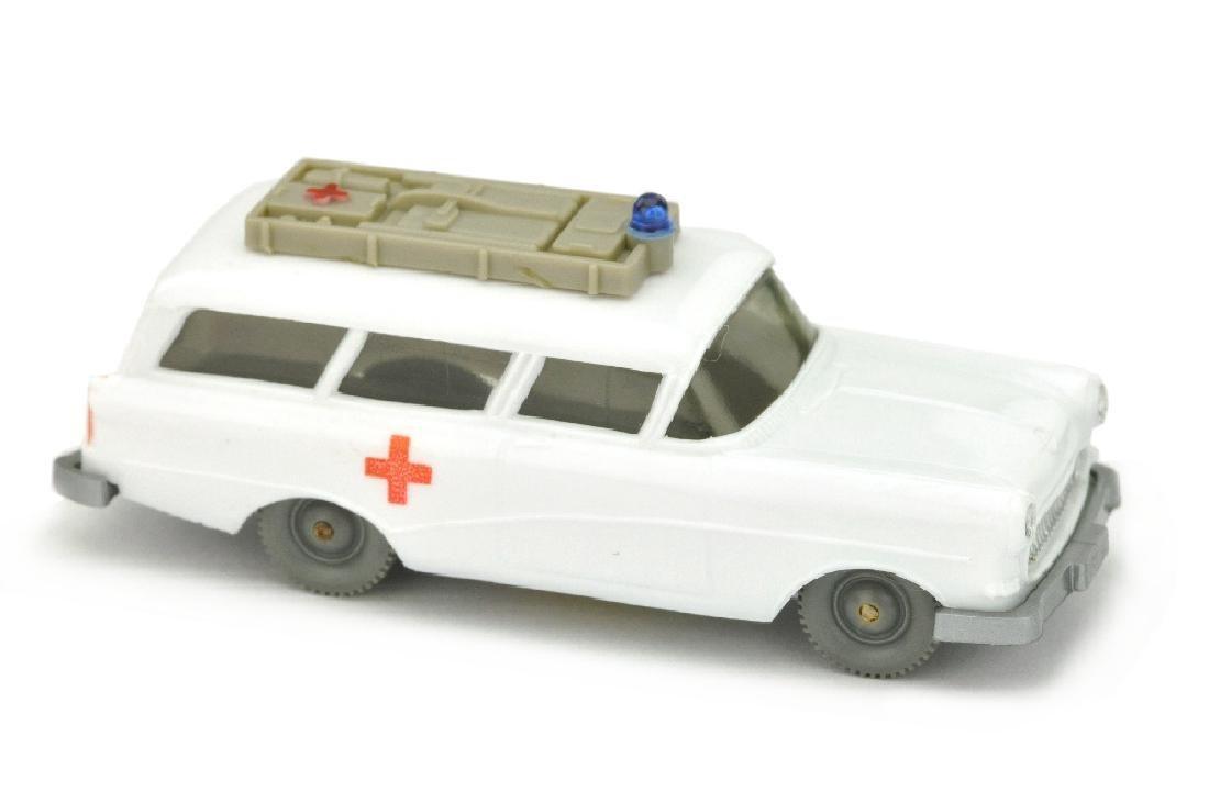 Opel Caravan Rotkreuz (mit OPS)