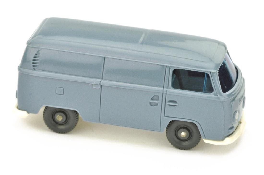 VW T2 Kasten, graublau