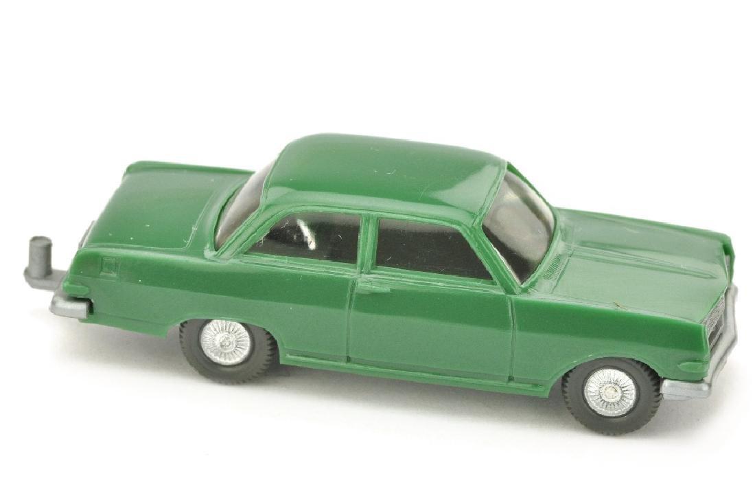 Opel Rekord A, hellpatinagruen