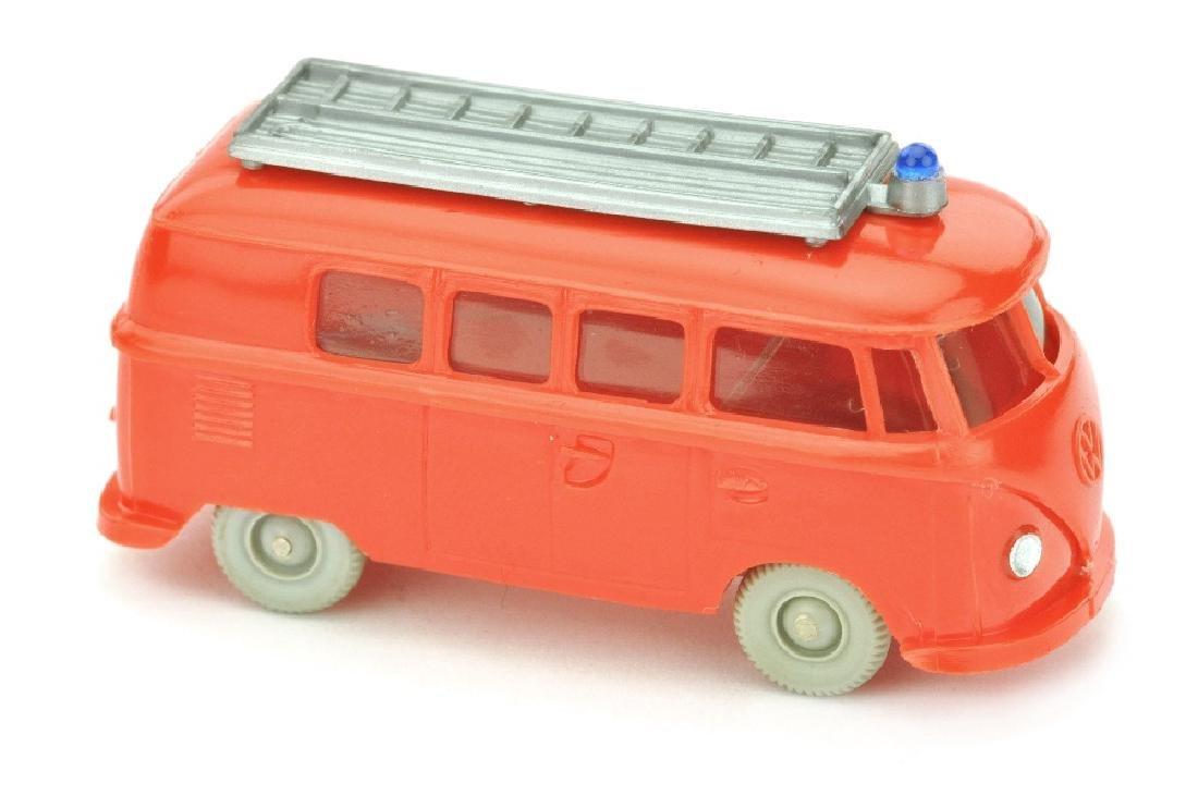 Feuerwehr VW T1 Bus (alt), orangerot