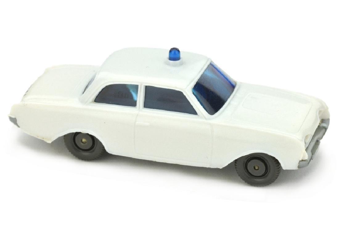 """Ford Badewanne Polizei, altweiss (BP mit """"20"""")"""