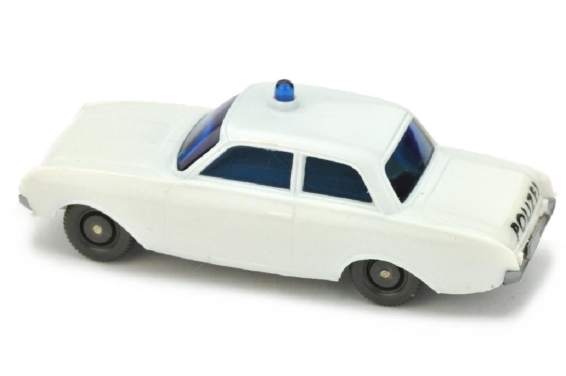 """Ford Badewanne Polizei, altweiss (BP mit """"20"""") - 2"""