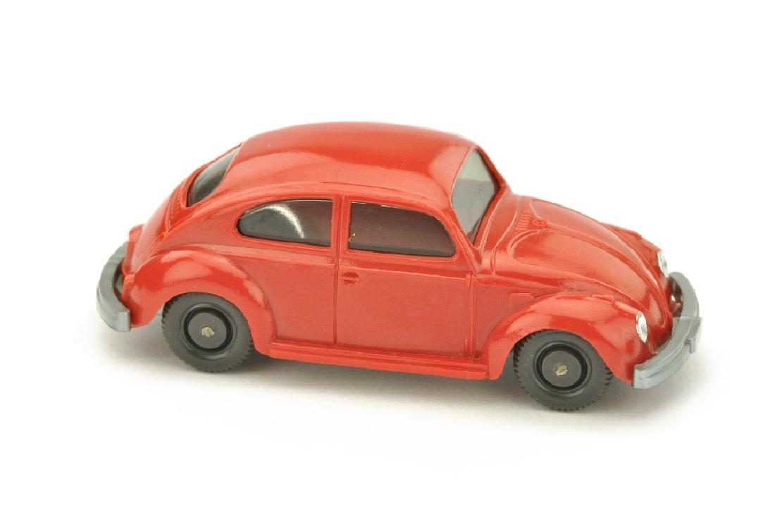 VW Kaefer (Typ 6), rot (ohne Haltestifte)