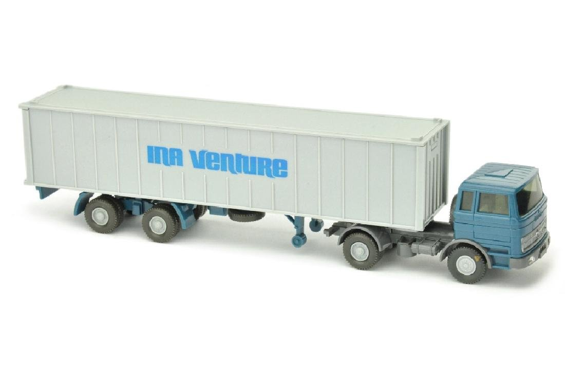 Container-LKW MB 1620 Ina Venture