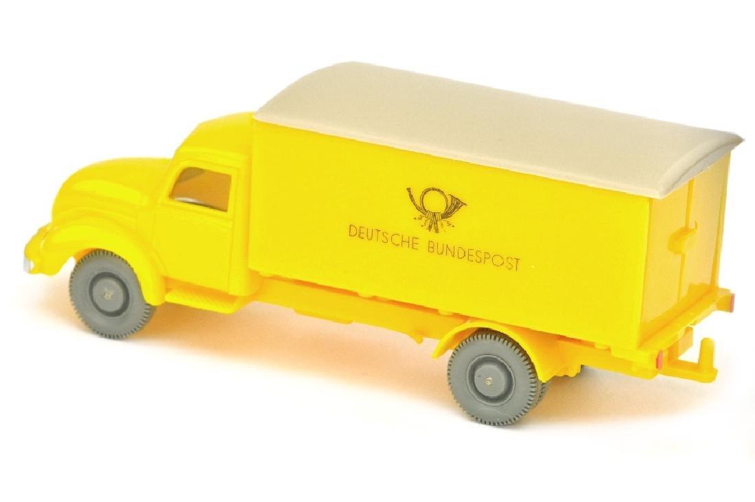 Postwagen Magirus Bundespost - 2