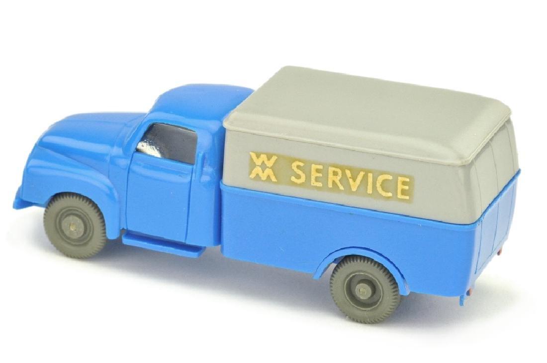 Opel Langhauber WM Service - 2