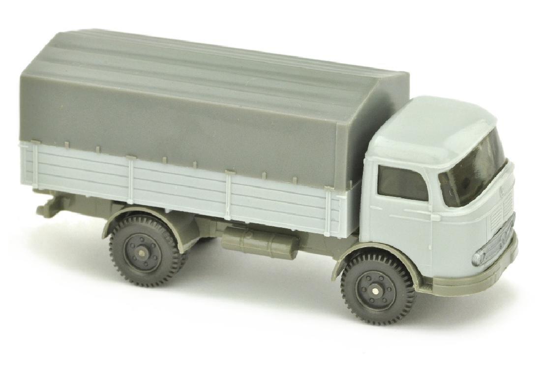 Mercedes LP 321, silbergrau/betongrau