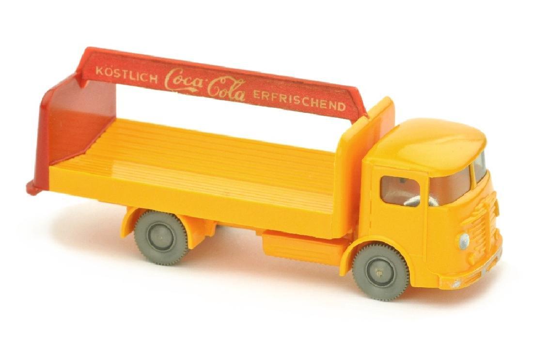 Coca-Cola Getraenkewagen Buessing