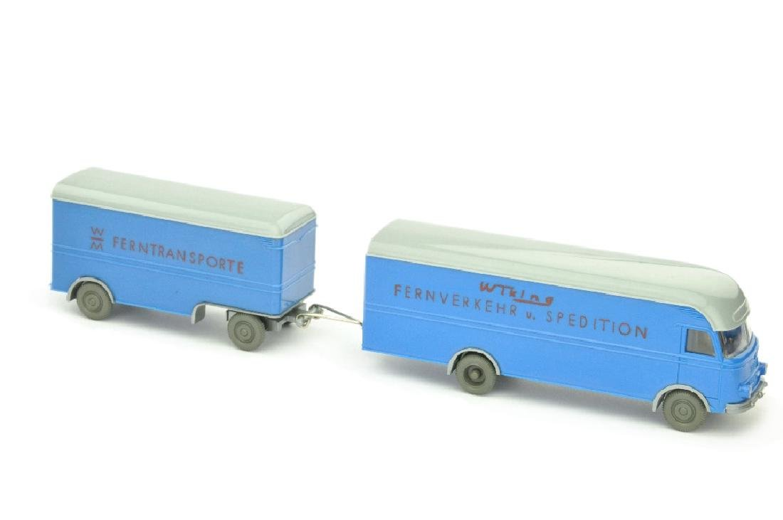 Moebelzug MB 312 Wiking Fernverkehr, himmelblau
