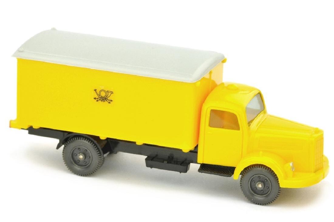 Postwagen MB 3500 Posthorn (mit Dachluefter)
