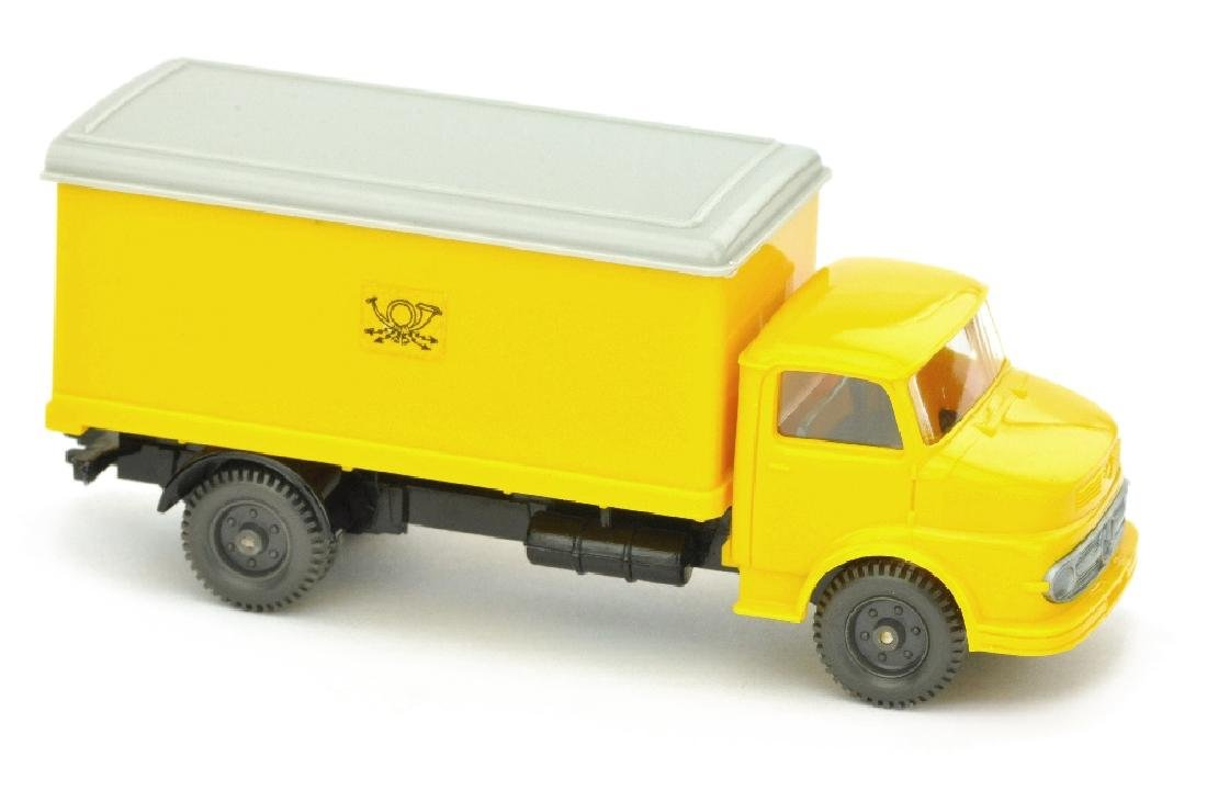 Postwagen MB 1413 (ohne Luefter, Aufkleber)
