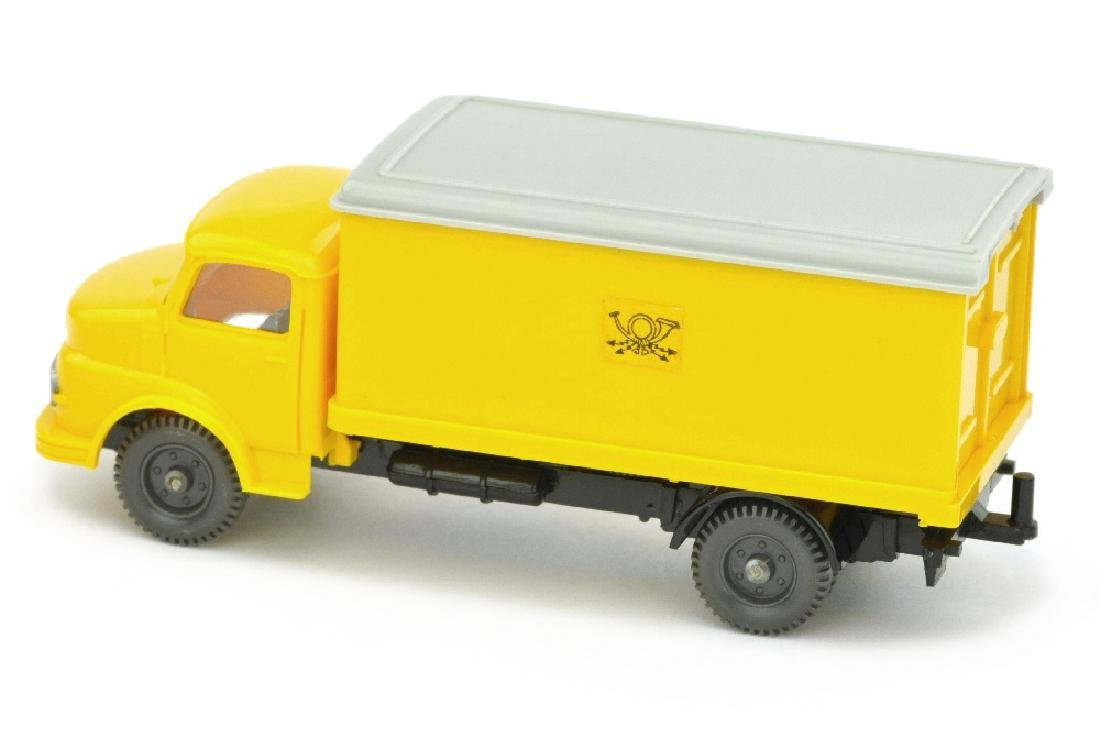 Postwagen MB 1413 (ohne Luefter, Aufkleber) - 2