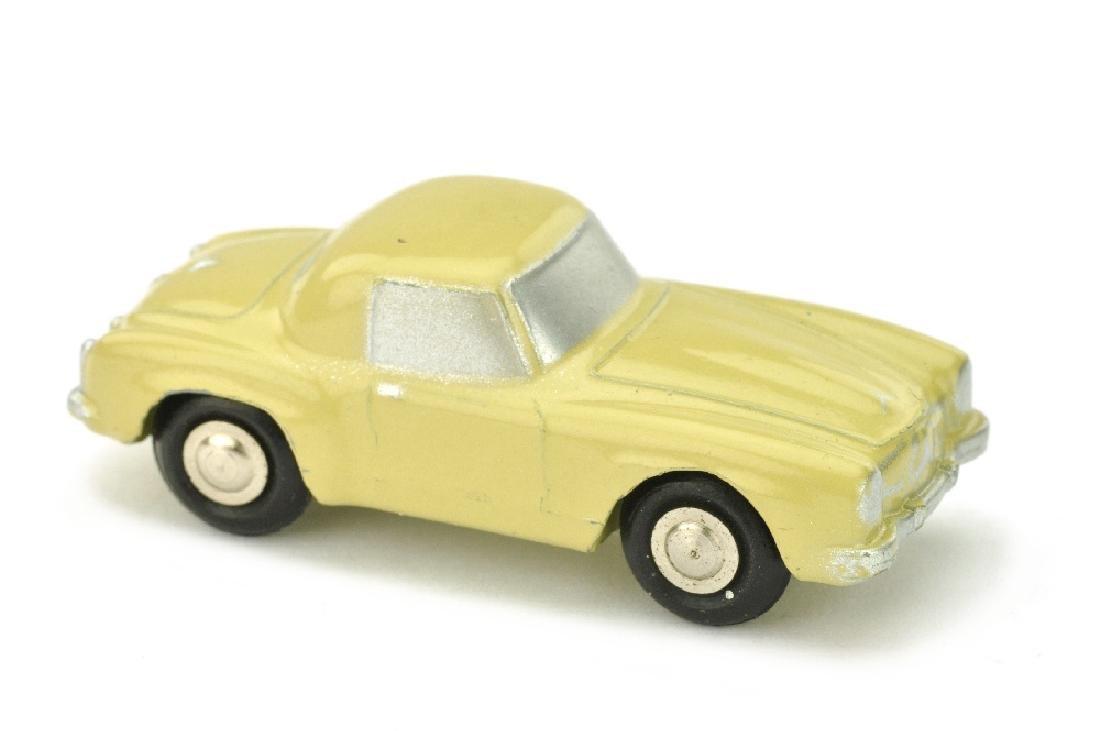 Schuco - Mercedes 190 SL, beige