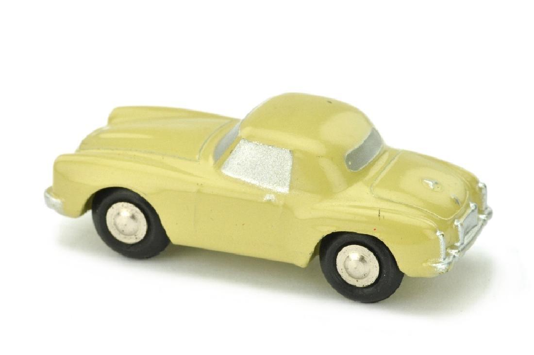 Schuco - Mercedes 190 SL, beige - 2