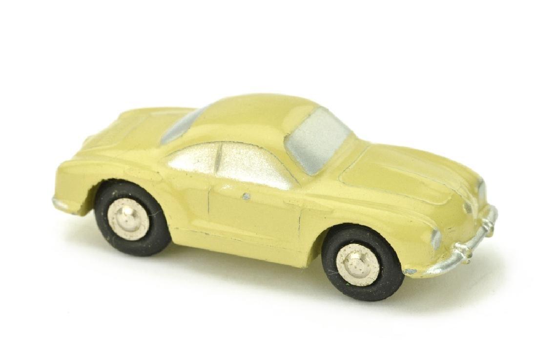 Schuco - Karmann Ghia, beige