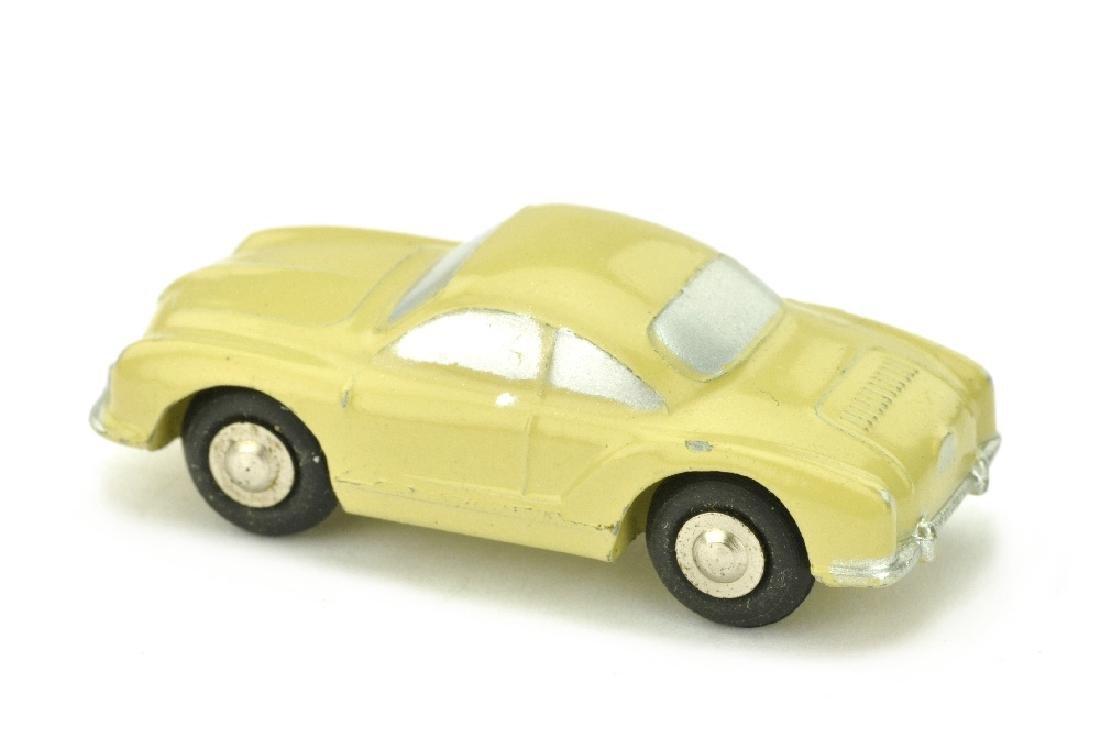 Schuco - Karmann Ghia, beige - 2