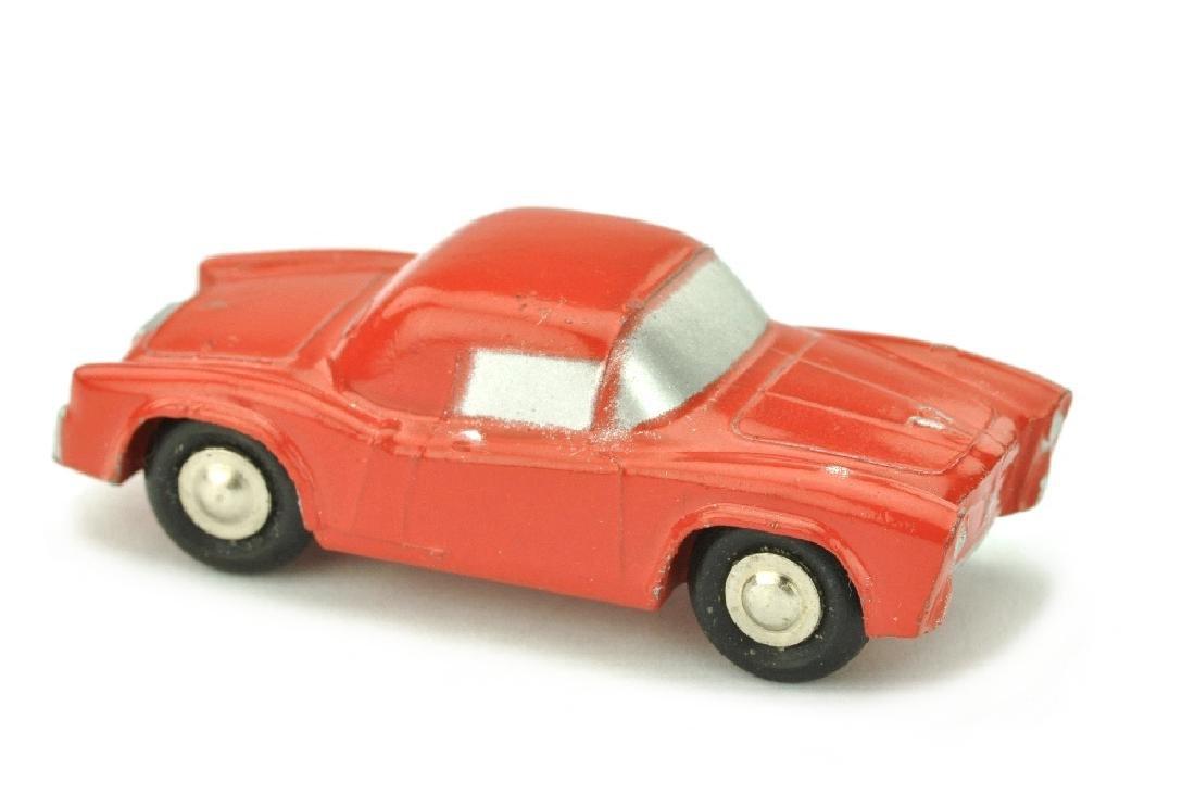 Schuco - Fiat Spyder, rot