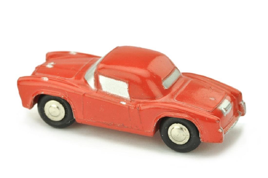 Schuco - Fiat Spyder, rot - 2