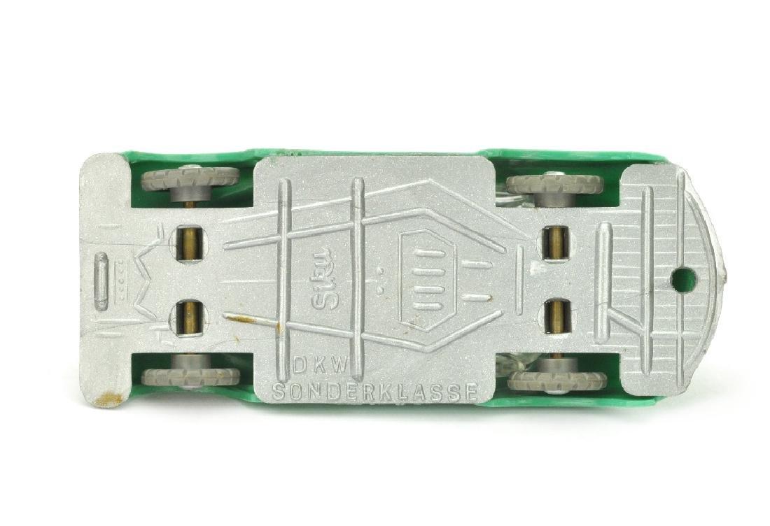 SIKU - (V 26) DKW Sonderklasse, patinagruen/grau - 2