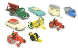 SIKU  Konvolut 9 Modelle der 50er60er Jahre