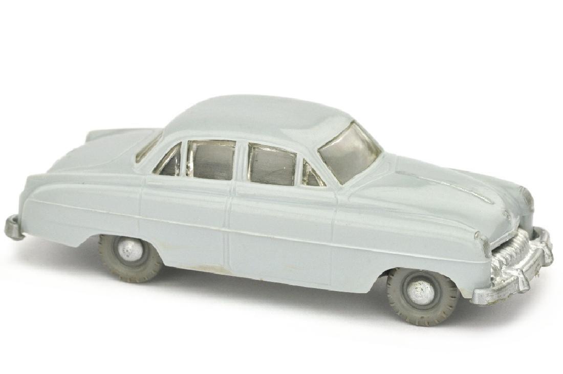 SIKU - (V 8) Opel Kapitaen 1954, silbergrau