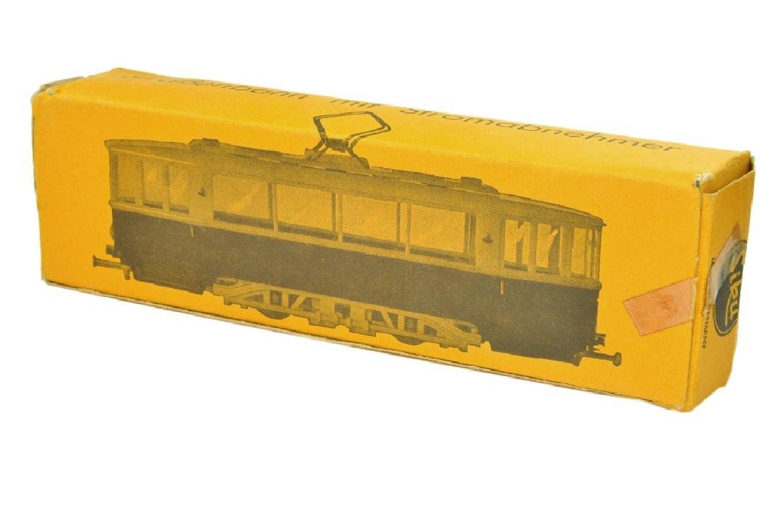 SIKU - (V 40) Strassenbahn, schwarz/gelb (im Ork) - 3