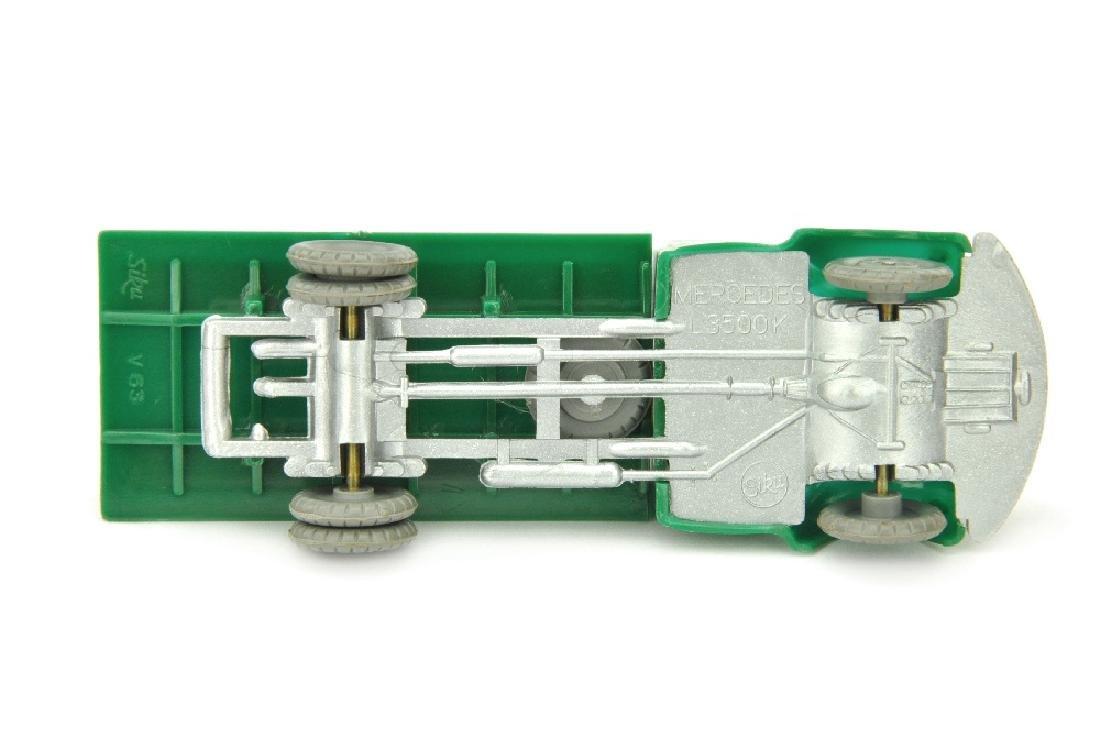 SIKU - (V 63) Glastransporter MB 3500 (im Ork) - 2