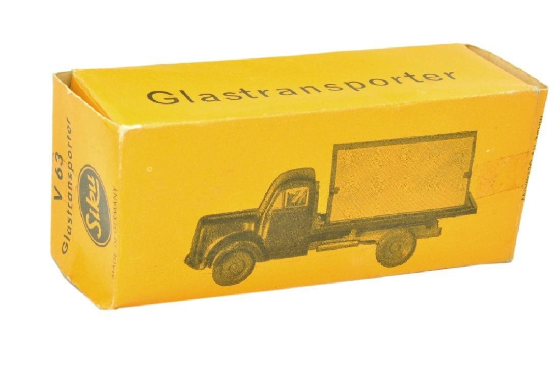 SIKU - (V 63) Glastransporter MB 3500 (im Ork) - 4