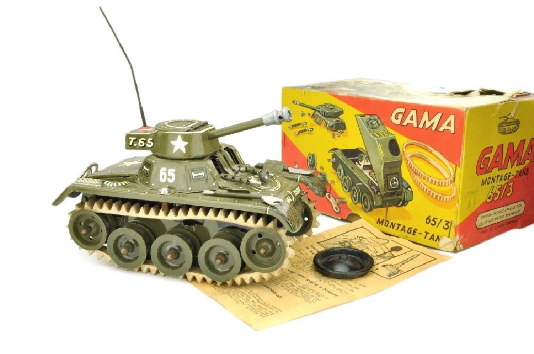 GAMA - Panzer Montage-Tank 65/3 (im Ork)