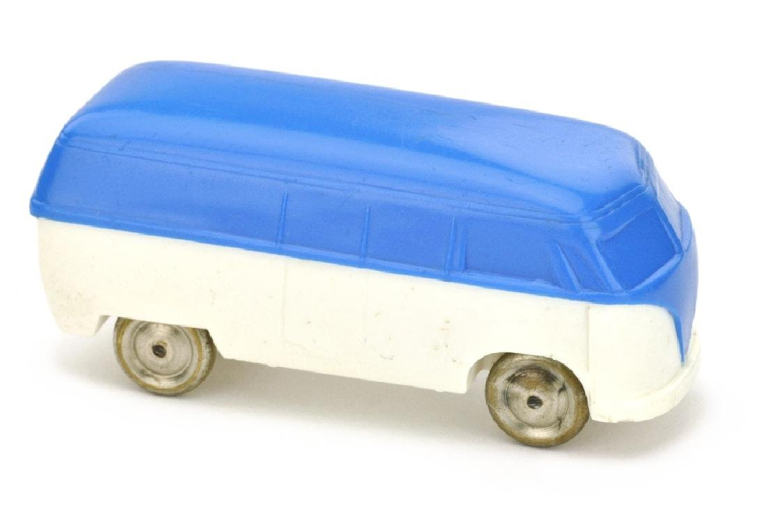 Lego - VW Kasten (unverglast), himmelblau/weiss