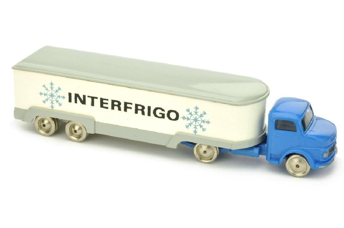 Lego - 4-Achs-Sattelzug Interfrigo, weiss