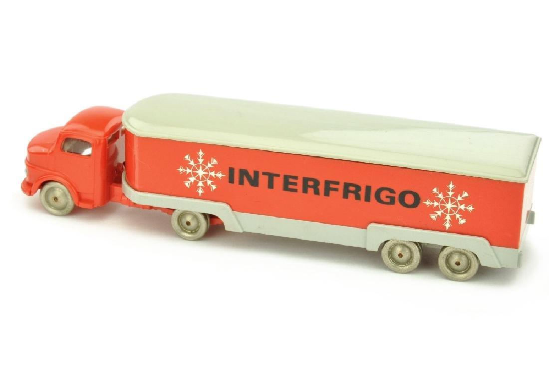 Lego - 4-Achs-Sattelzug Interfrigo, rot - 2