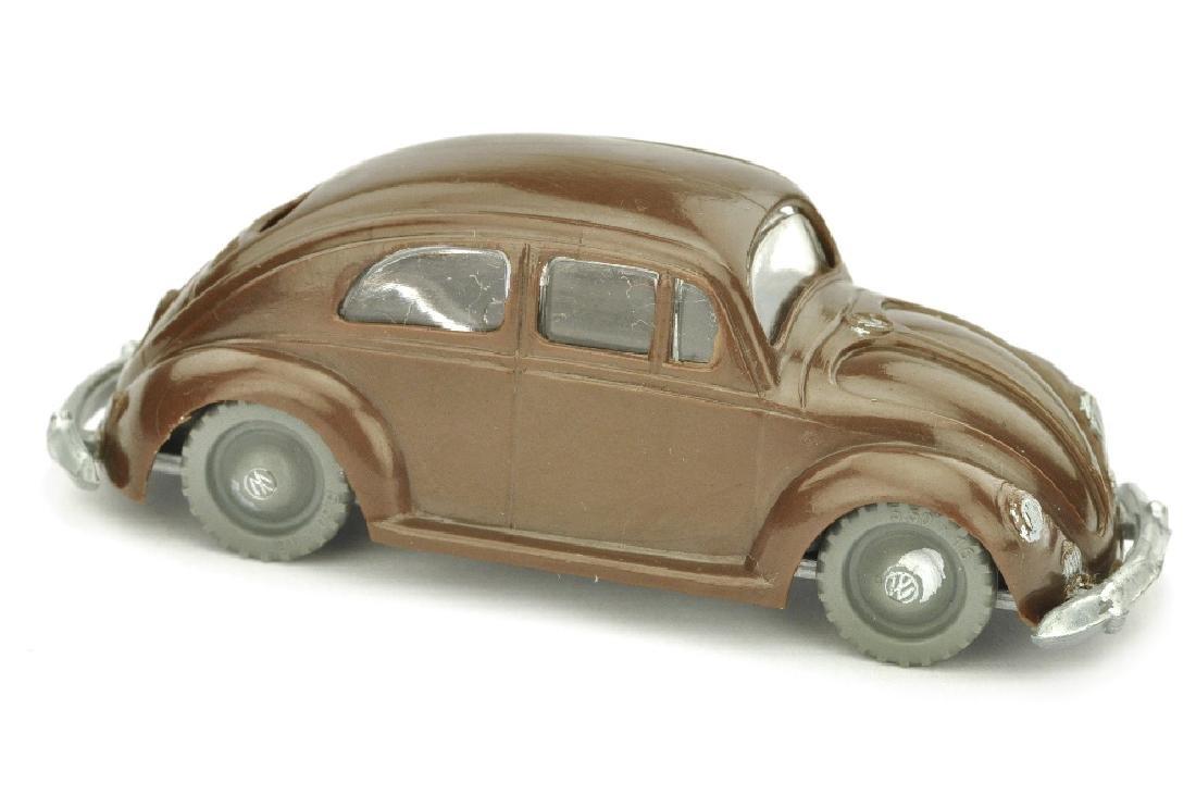 SIKU - (V 13) VW Kaefer 1953, schokobraun